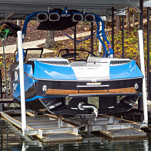 Boat Lift Sales and Installation SC